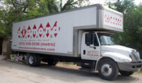 diamond movers of the DFW